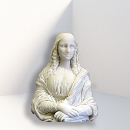 雕塑(SLA打印)