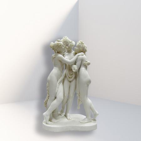艺术城雕(SLA打印)