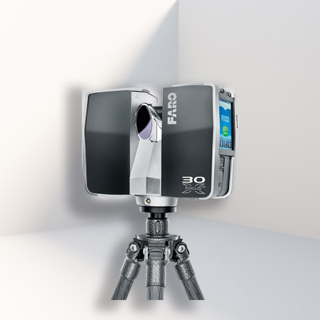 FARO Focus 3D三维激光扫描